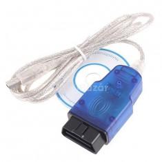 KKL ODB2 Interface VW Audi Seat Skoda USB hibakódolvasó