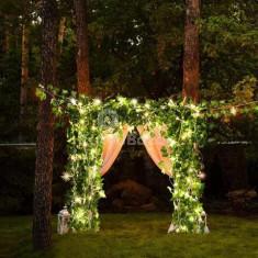 Romantikus fénysor, Ünnepi fényfüzér