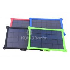 Színes szilikonos vízálló napelem panel