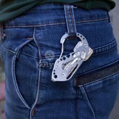 Kulcsrendszerező karabiner