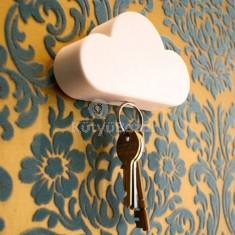 Mágneses kulcstartó felhő