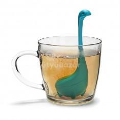 Nessie kreatív dínós teafilter