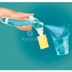 Tisztító készlet mosószer adagolóval