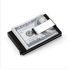Alumínium pénztárca és kártyatartó