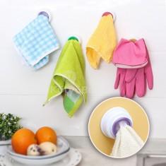 Konyhai/fürdőszobai fali akasztó
