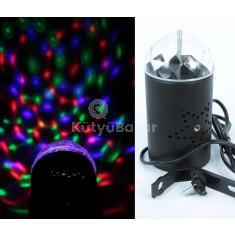 Mini LED disco lámpa