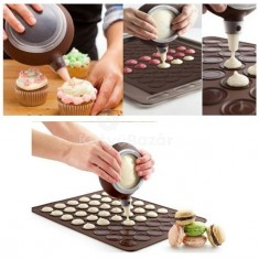Macaron készítő és tortadíszítő