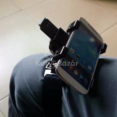 Hevederes mobil és tablet tartó