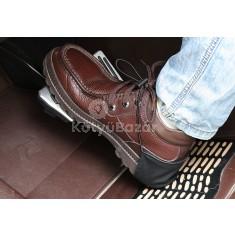Cipősarokvédő vezetéshez