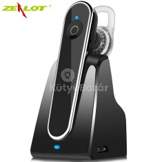Zealot E5 Bluetooth sztereó Headset tartóval