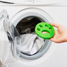Kisállat szőreltávolító, mosógépbe