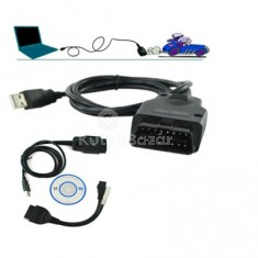 Galletto 1260 ECU Flasher EOBD 2 OBDII OBD chiptuning kábel