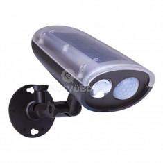 Kültéri mozgásérzékelős biztonsági napelemes LED lámpa