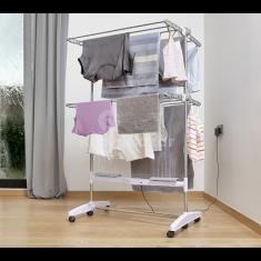 Összecsukható elektromos ruhaszárító állvány (InnovaGoods)