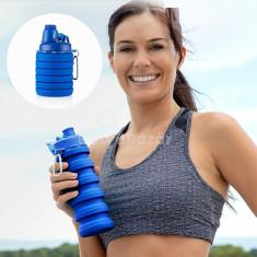 Összecsukható szilikon palack (InnovaGoods)