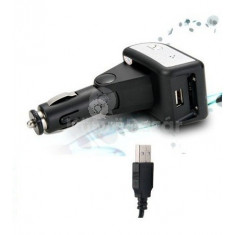 Bluetooth fm transmitter autós kihangosító