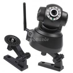 Forgatható  éjjellátó Wifi IP kamera