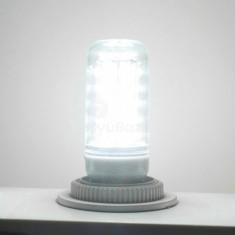 LED izzó 69 ledes E14 foglalattal