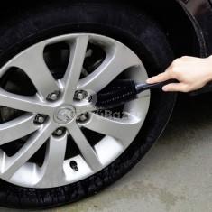Autós alufelni tisztító kefe