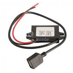Autós beépíthető USB modul