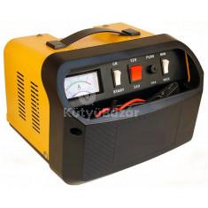 Nagy teljesítményű autó akkumulátor töltő és indításrásegítő