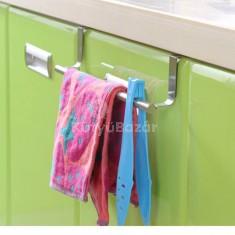Praktikus konyhai törlőkendő tároló