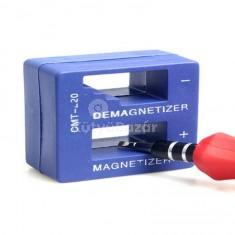 Magnetizáló és demagnetizáló szerszám