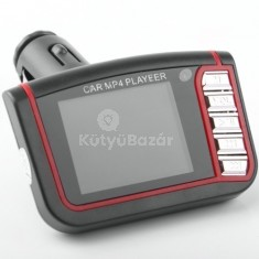 MP4 FM Transmitter 1.8""