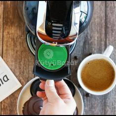 Öko újratölthető kávékapszula