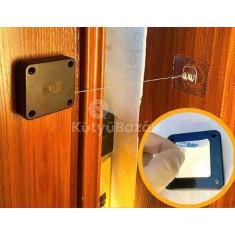 Automata ajtózáró, ajtócsukó, Ajtózáró