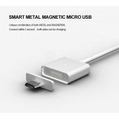 Prémium mágneses Micro usb kábel Android okostelefonokhoz