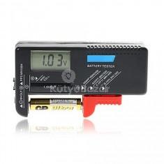 Digitális akkumulátor tesztelő
