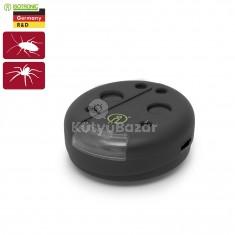 Elemes pók- és csótányriasztó LED lámpával