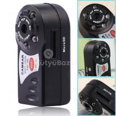 WIFI-s Mini kamera éjjelátó funkcióval Android és IOS készülékekhez