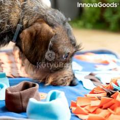 Kutyajáték, szimatszőnyeg, jutalomfalat szőnyeg