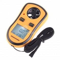 Szélsebességmérő szélmérő anemometer szélsebesség mérő