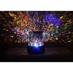 Romantikus projektoros LED csillaglámpa hangulatlámpa