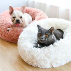Szőrmés kisállat fekhely, Cica-kutyaágy