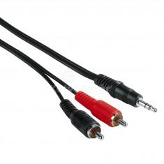 3.5 JACK RCA kábel
