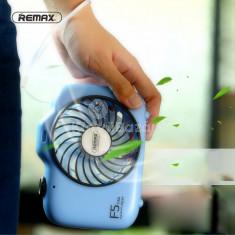 Hordozható különleges kézi ventilátor