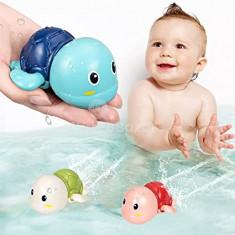 Úszkáló teknősös fürdőjáték
