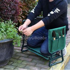 Kerti térdelő, ülőpad
