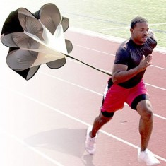 Futóernyő testedzéshez