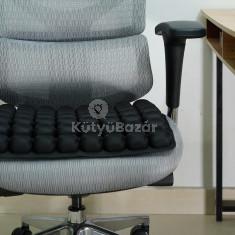 Akupresszúrás felfújható ülőpárna