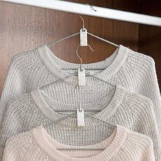 Többfunkciós ruha akasztóhorog (10db)