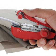 Kézi varrógép, mini varrógép, hordozható varrógép