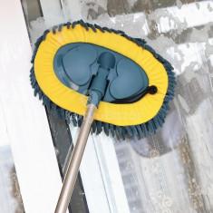 Mikroszálas háztartási tisztító, fürdőszobai csempe tisztító, ablakmosó mop