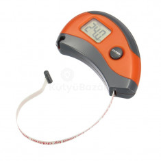 1.5M 0.1CM hordozható digitális egészségügyi mérőszalag