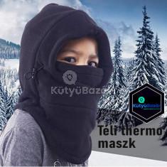 Téli thermo maszk