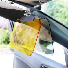 Autós napellenző és fényszűrő, látássegítő autóba (nappali és éjszakai)